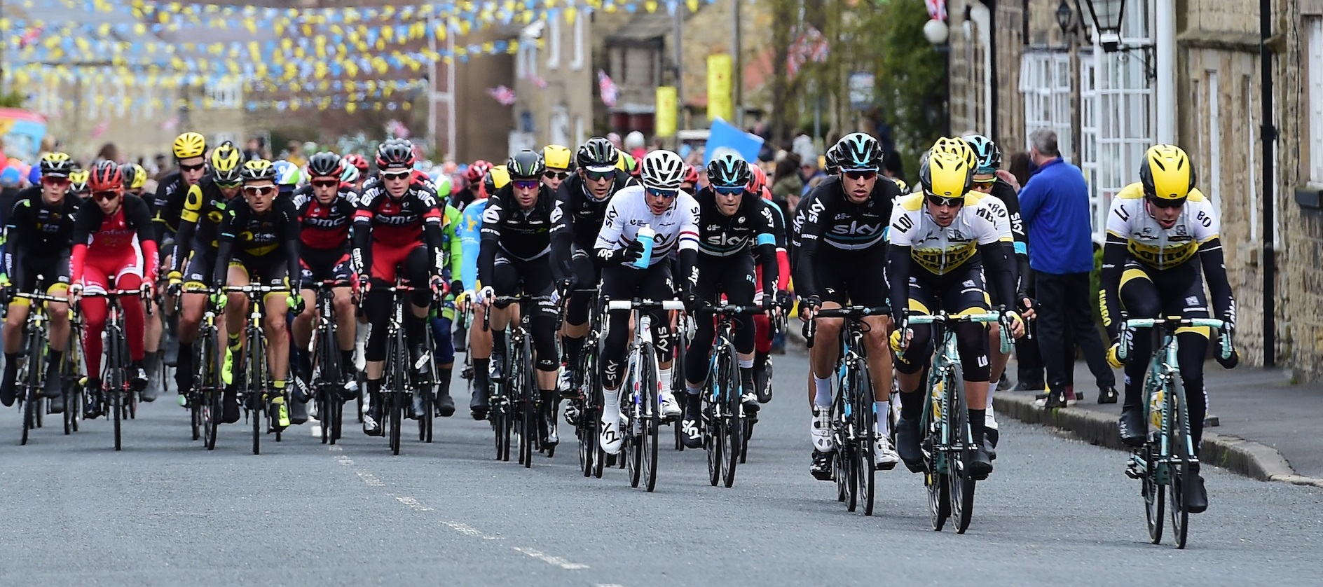BACK IN THE SADDLE FOR TOUR DE YORKSHIRE