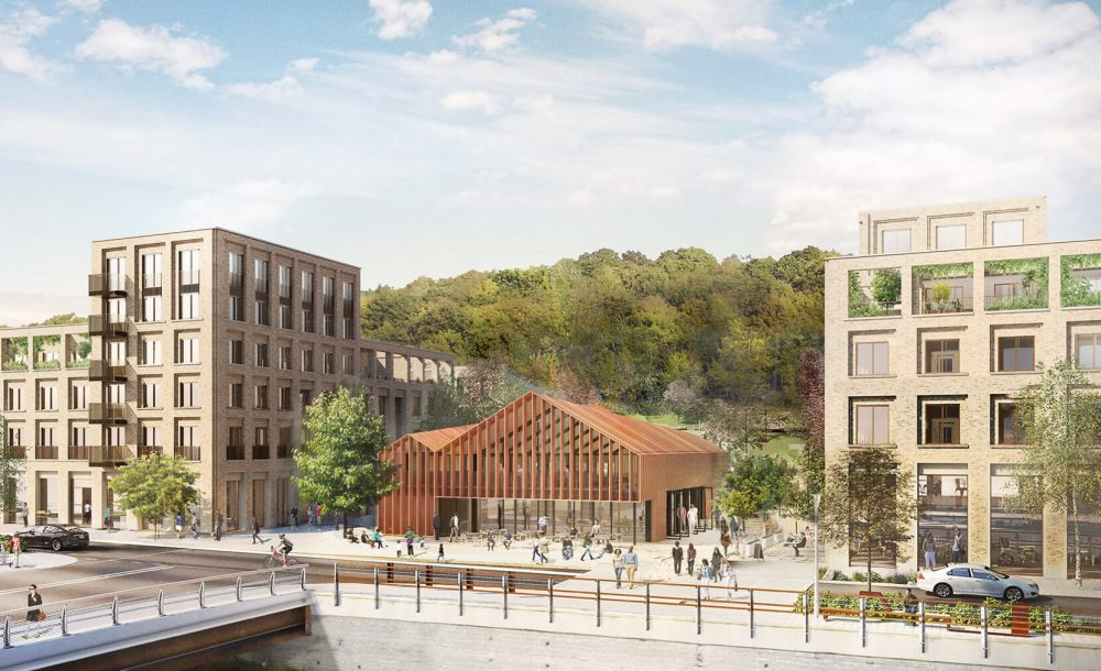 Gough and Kelly win new guarding contract at prestigious Kirkstall Forge development